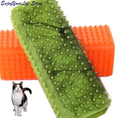 Pet Dog Puppy Cat Bath Brush Comb Depilation Soft Silicone Sticky Hair Tool Worldwide Store Dog Grooming #Affiliate