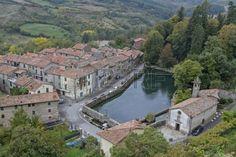 Santa Fiora, Tuscany #santafiora, #tuscany
