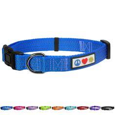 Pawtitas™ Reflective Dog Collar