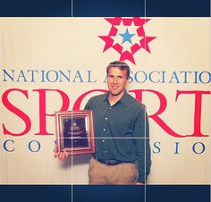 Taking it way back to the 2006 NASC Symposium when @SportsBackers won Member of the Year (budget $200,000 and over)! #NASCAwardWinners #SportsTourism #SportsBiz