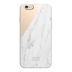 CLIC Marble Metal iphone 7+ case
