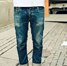 why are guy jeans so much better than women's? *wash+button fly