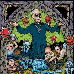 Agoraphobic Nosebleed - Altered States Of America on Limited Edition LP
