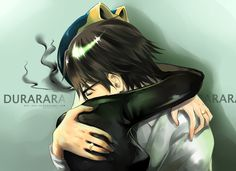 Celty+and+Shinra+Fanart+by+mai-kuu.deviantart.com+on+@DeviantArt