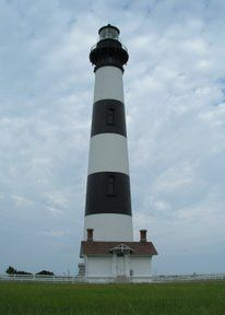 Visiting the lighthouses on the Outer Banks of NC makes a day of fun and learning about the history of the lighthouses, shipwrecks, and changes over the years.