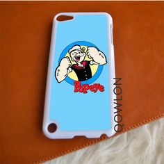 Popeye Cartoon iPod Touch 5 | 5TH GEN Case