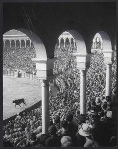 Primer festejo de la Feria de Abril... de Brassaï