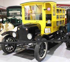 1925 Ford Model T Coca-Cola Delivery Truck