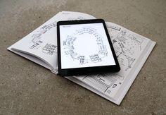 LA GUÍA DE LAS RUTAS INCIERTAS para iPAD y iPHONE. by Clara Nubiola + Bside Books