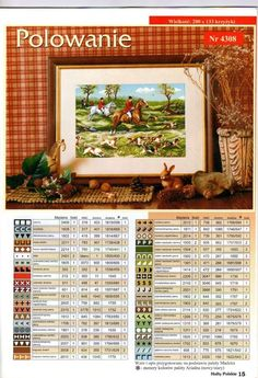 """Photo from album """"Польские on Yandex. Cross Stitch Charts, Cross Stitch Embroidery, Le Point, Needle And Thread, Photo Wall, Zoom Zoom, Erika, Yandex, Scene"""