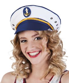 Kapteenittaren hattu