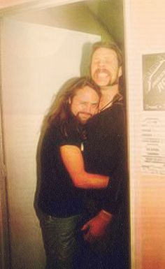 Lars: - My Hetfield! :D