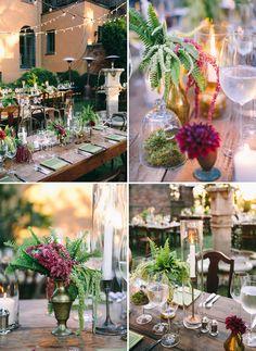 Rose McGowan + Davey Detail's Wedding: Part 2 | Green Wedding Shoes Wedding Blog | Wedding Trends for Stylish + Creative Brides