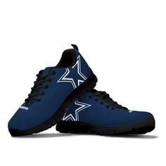 Dallas Cowboys Outfits, Dallas Cowboys Decor, Cowboy Shoes, Cowboy Outfits, Adidas Fashion, Sneakers Fashion, Shoes Sneakers, Design Nike Shoes, Lit Shoes