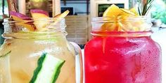 Fresh drinks