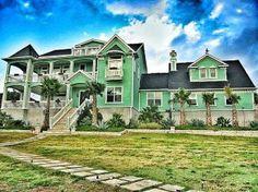 Victorian Home For Sale near Austin Texas!
