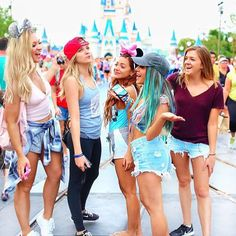 with your Friends at Disneyland make you feel magical!