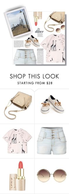 """Untitled #108"" by cqd2015 ❤ liked on Polyvore featuring Sperry, Rochas, LE3NO, Anja, Whiteley and Linda Farrow"