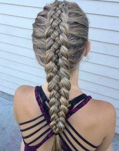 5 strand dutch braid                                                                                                                                                                                 More