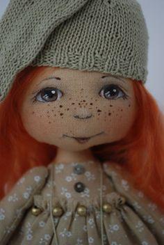 Troy's Toys: Гномочки. Doll Face Paint, Bear Doll, Sewing Dolls, Doll Eyes, Soft Dolls, Collector Dolls, Diy Doll, Cute Dolls, Fabric Dolls