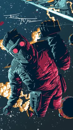 Marvel hd wallpapers for phone Guardian of the Galaxy Peter Quill aka star Lord Marvel Dc, Marvel Comics, Mundo Marvel, Marvel Comic Universe, Comics Universe, Marvel Heroes, Marvel Cinematic Universe, Asgard Marvel, Captain Marvel