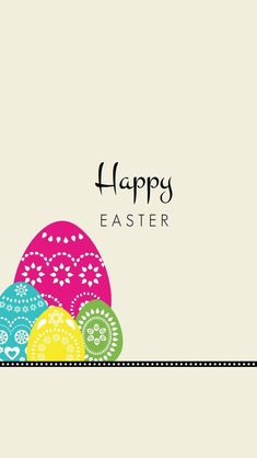 iPhone Wallpaper - Happy Easter! tjn