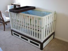 We're sharing our office space with the baby so we are limited on the space we have for furniture additionally  is the fact that accessory c...