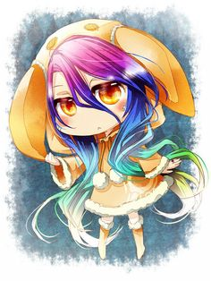 No game no life zero—Shuvi