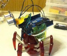 Arduino Spider
