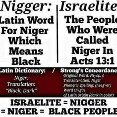 nigger the meaning of a word The modern word nigger is a variant of an older term,  meaning black the word negro comes from the same latin  nigger is etymologically unrelated to the word.