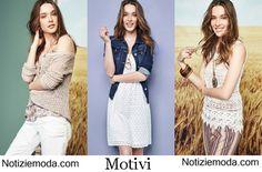Abbigliamento Motivi primavera estate 2015 donna