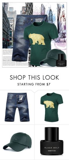 """""""Rosegal 87/ III"""" by emina-095 ❤ liked on Polyvore featuring Kenneth Cole, men's fashion, menswear, polyvoreeditorial and rosegal"""