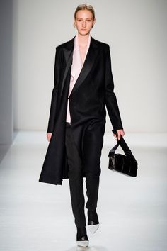 Victoria Beckham Fall 2014 NY Fashion Week