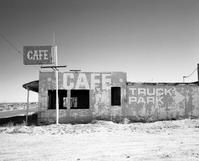 cafe. southern california.