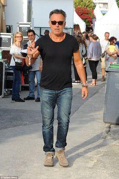 Bruce !!!Sempre maravilhoso !!!