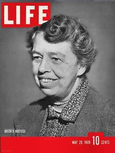 First Lady Eleanor Roosevelt, 1939. FDR 32nd #President of the United States 34th #FirstLady