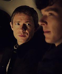 Sherlock & John.
