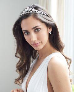 Beauty Sweet Women Girls Little Pearl Flower Wedding Bridal Headband Hair Band Tiara 2018 Hottest Agreeable Sweetness Women's Hair Accessories
