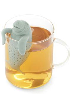adorable manatee tea infuser http://rstyle.me/n/kad46r9te
