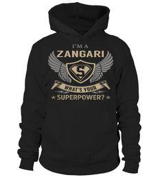I'm a ZANGARI - What's Your SuperPower #Zangari
