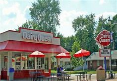The Dairy Queen of my youth, though it has definitely had a face lift.