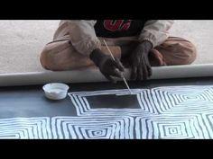 Aboriginal Artists JUDY WATSON NAPANGARDI Hair String 1437 - YouTube Aboriginal History, Aboriginal Artists, Illustration Art, Illustrations, Arts Ed, Indigenous Art, Video Film, Art History, Folk Art