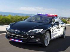 tesla-police-car