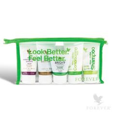 Naomi Wellness: Forever Living New Products