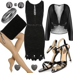 Preciosa #fashion #mode #look #outfit #style #stylaholic #sexy #dress #trend