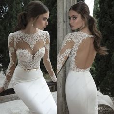 Prom Dresses Long With Sleeves, Formal Dresses, Lace Wedding, Wedding Dresses, Just In Case, Wedding Ideas, Beautiful, Fashion, Long Gowns