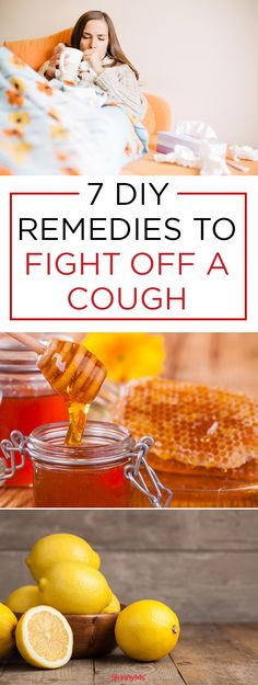 These 7 DIY cough remedies can be used to treat either wet or dry coughs. - These 7 DIY cough remedies can be used to treat either wet or dry coughs. Homemade Cold Remedies, Homemade Cough Syrup, Cold Remedies Fast, Dry Cough Remedies, Natural Remedies For Arthritis, Natural Remedies For Anxiety, Herbal Remedies, Health Remedies, Natural Cures