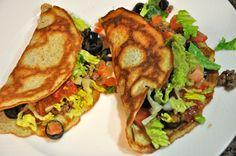 Healthy taco night recipe from realhealthyrecipes.com