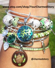 So many goodies to charm your arms. Come shop with us and get 10% OFF, use coupon code CHARMEDARMS