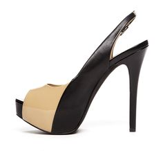 Sole Society // BRIE colorblock slingback